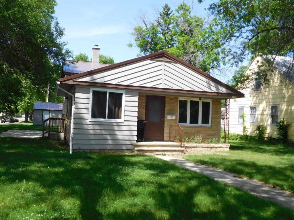 1410 Broadway Property Photo - Wheaton, MN real estate listing