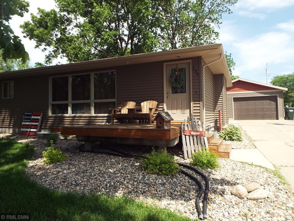 128 6th N Property Photo - Kandiyohi, MN real estate listing