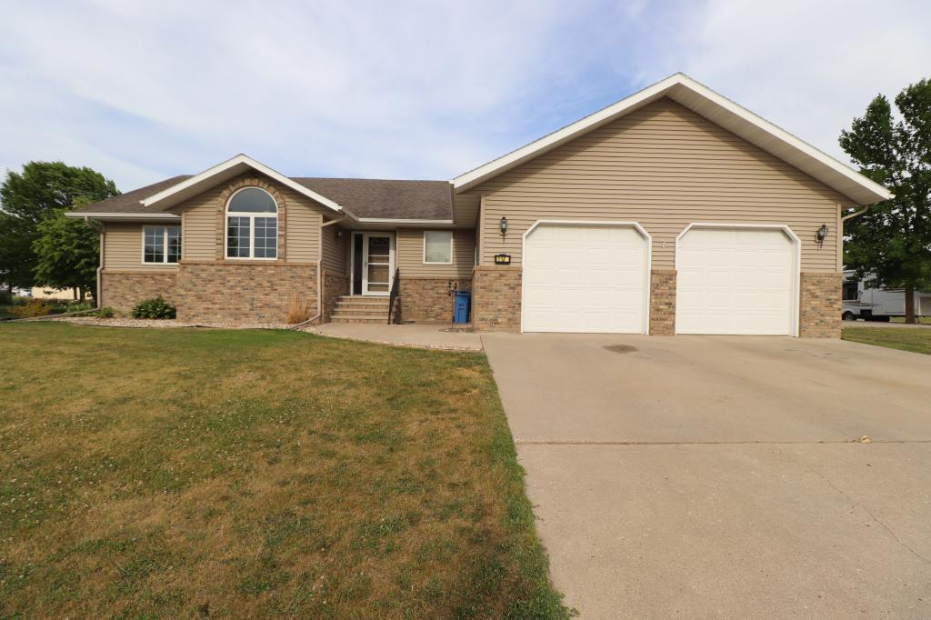 112 7th S Property Photo - Hoffman, MN real estate listing