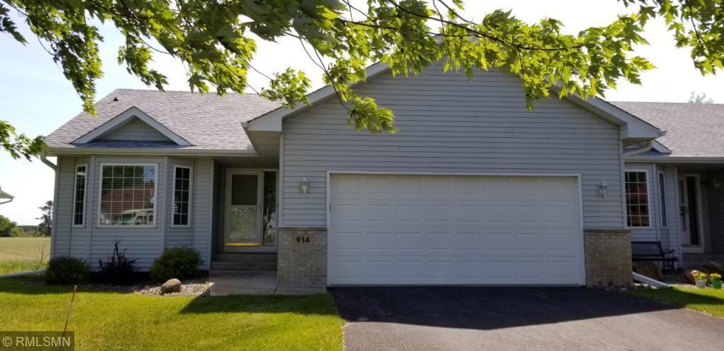 914 Shady Ridge Property Photo - Braham, MN real estate listing