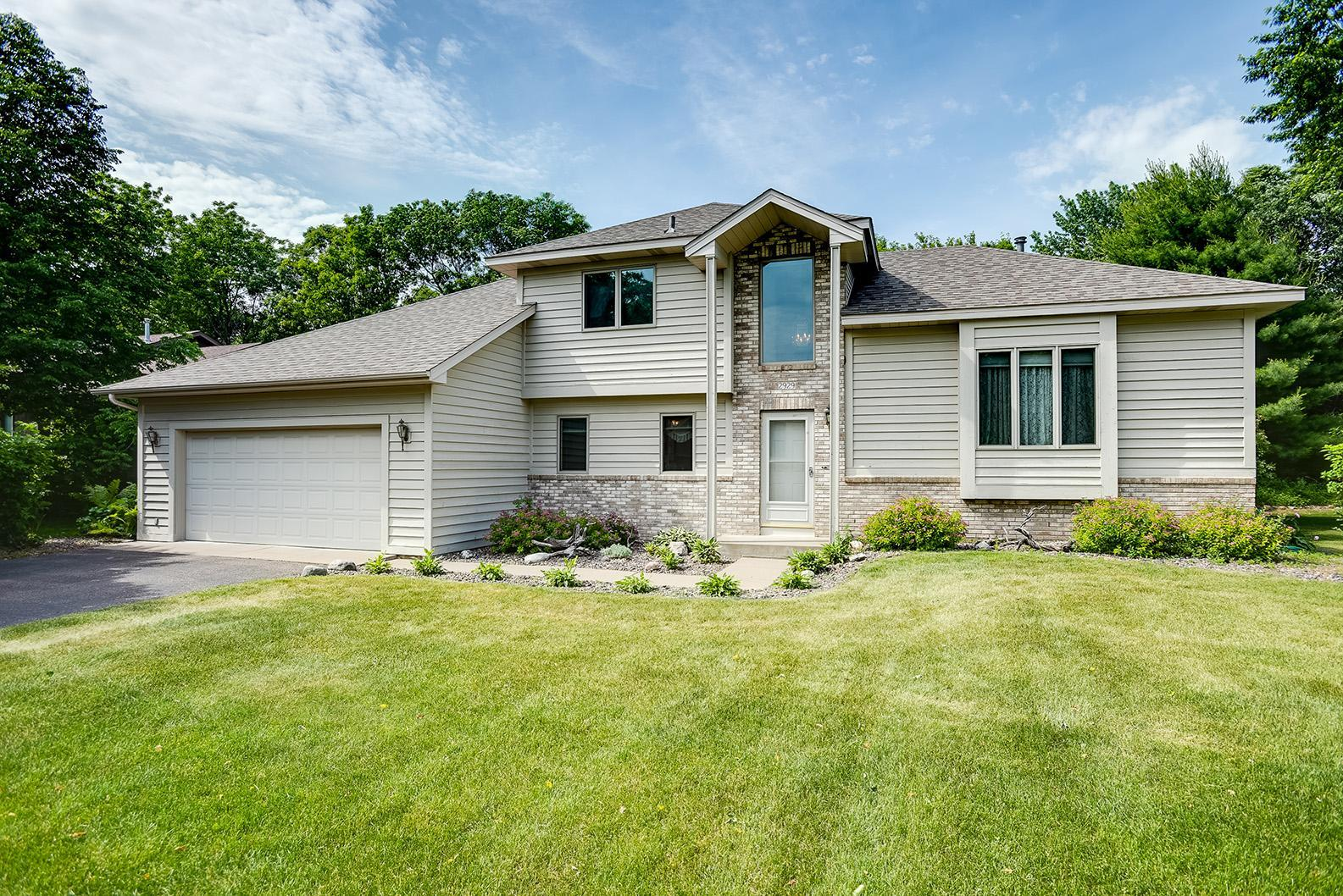 2929 Sherwood Property Photo - Mounds View, MN real estate listing
