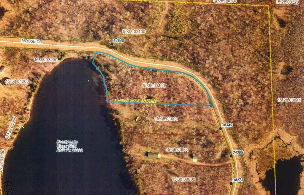 LOT 11 Moose Drive Property Photo - Laporte, MN real estate listing