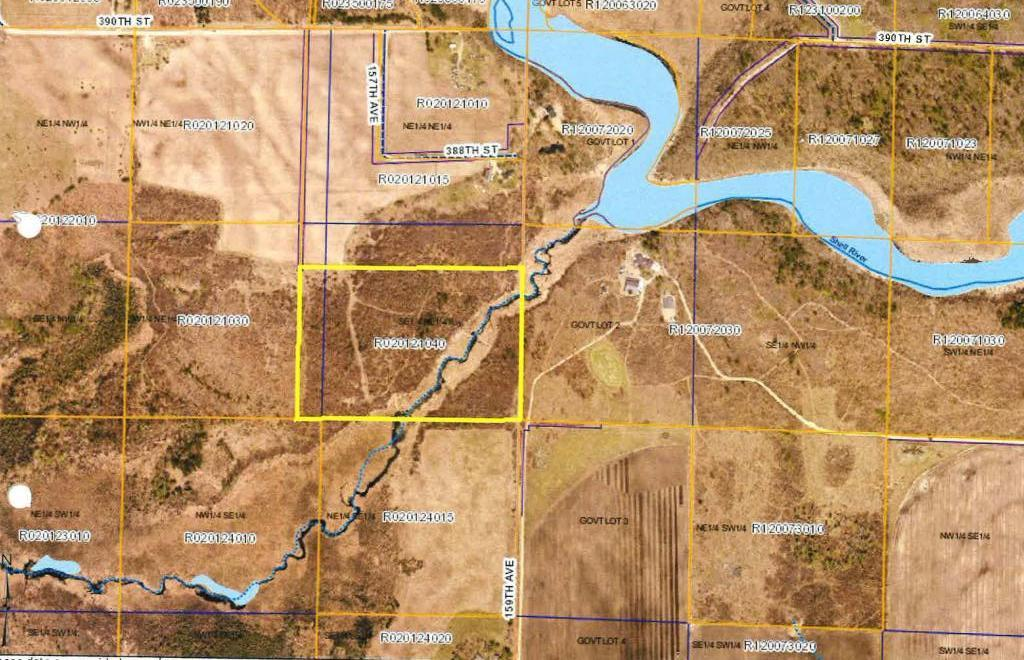 TBD 159th Ave Property Photo - Menahga, MN real estate listing
