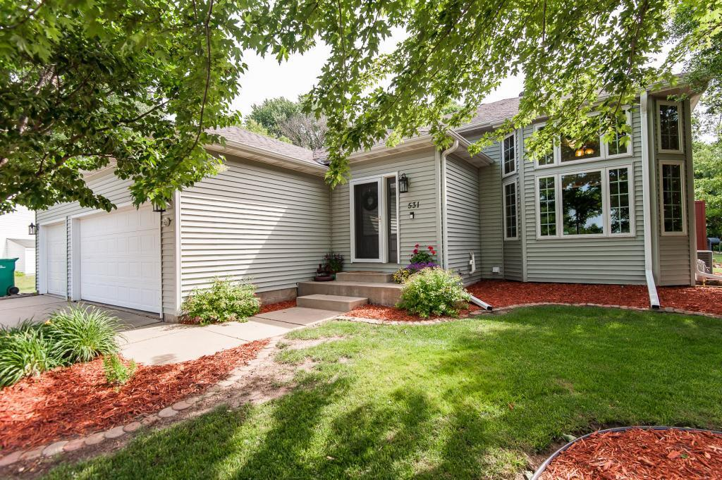 531 Cedar Court NE Property Photo - Pine Island, MN real estate listing