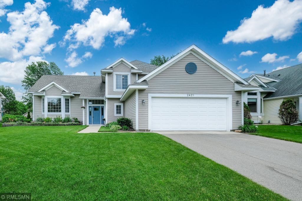 2421 Homestead N Property Photo - Oakdale, MN real estate listing