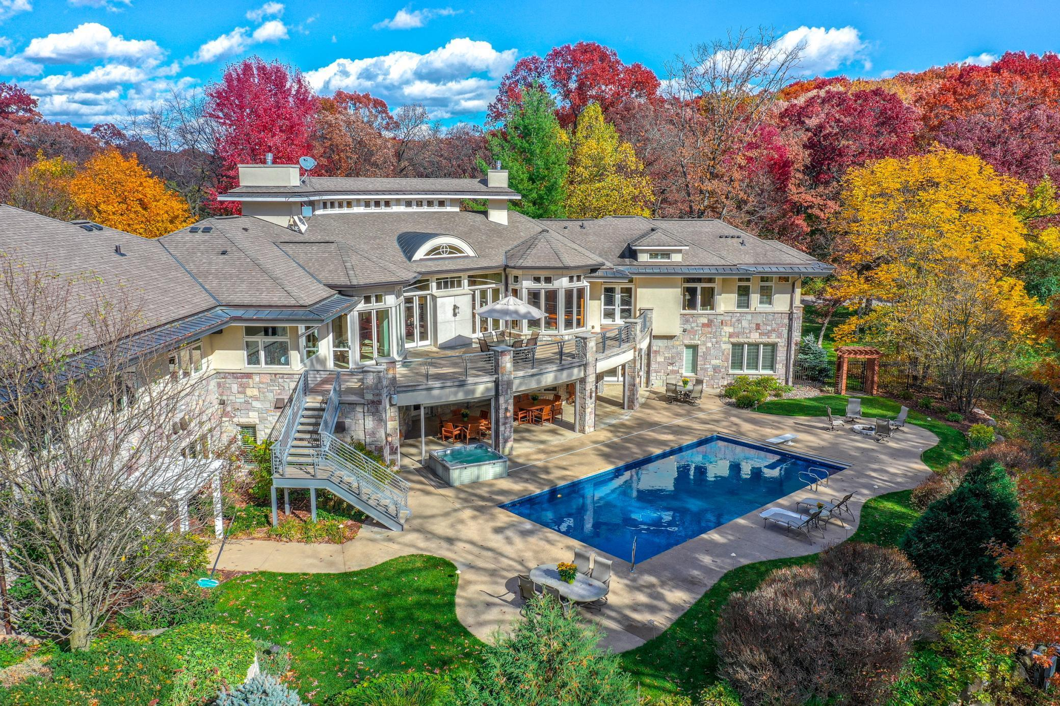 15 Red Forest Way Property Photo - North Oaks, MN real estate listing