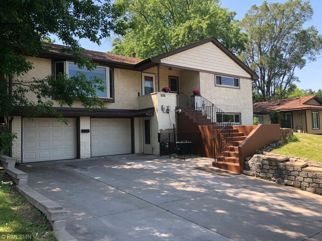 1126 40th NE Property Photo - Columbia Heights, MN real estate listing