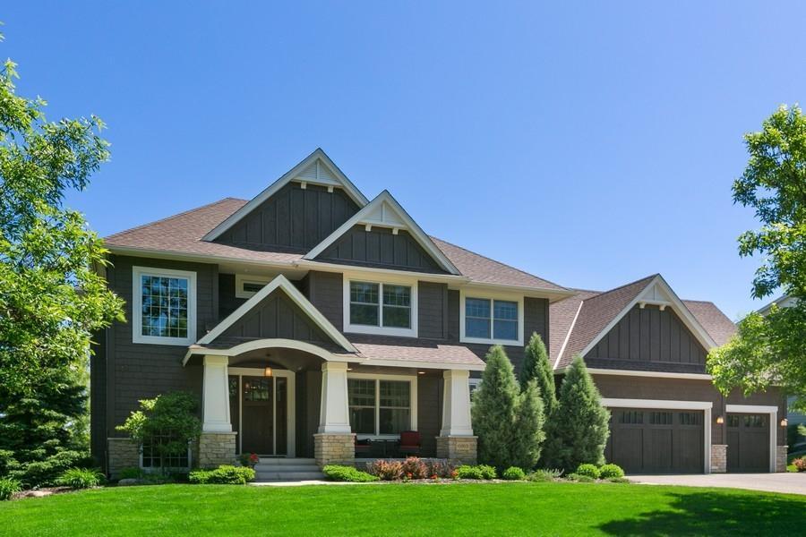 6865 Lake Harrison Property Photo - Chanhassen, MN real estate listing
