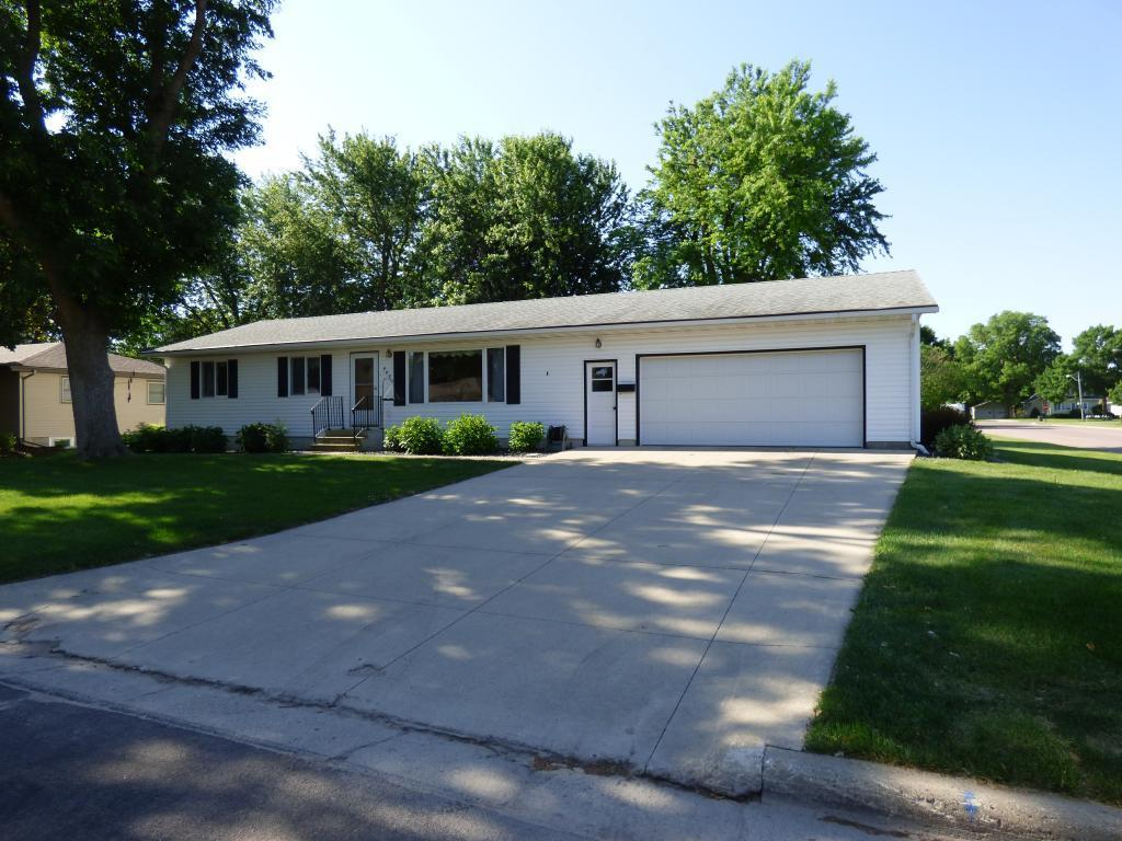 449 1st NW Property Photo - Blooming Prairie, MN real estate listing