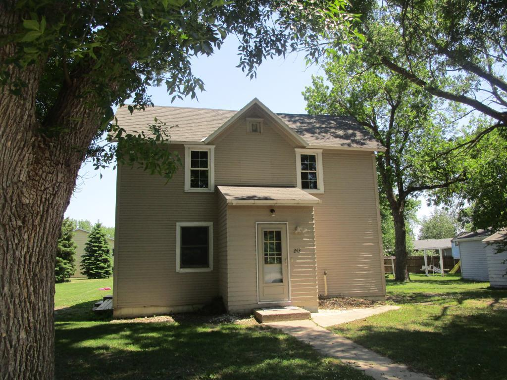 243 E 2nd Street S Property Photo - Cottonwood, MN real estate listing