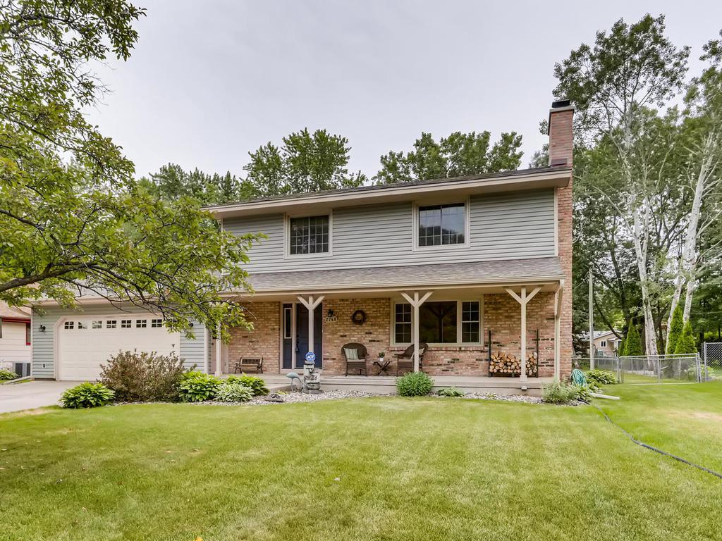 2748 Ardan Property Photo - Mounds View, MN real estate listing