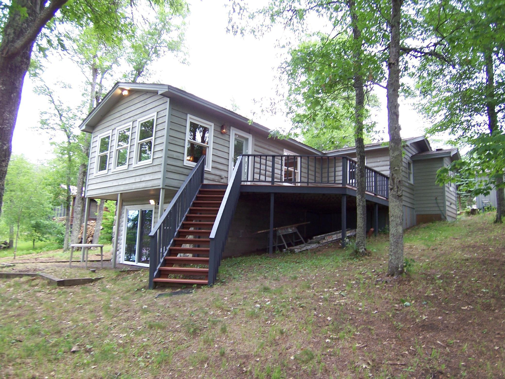 29673 Long Lake Property Photo - Swiss Twp, WI real estate listing