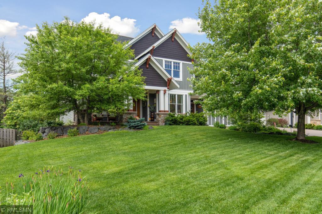 590 Woodland Drive Property Photo - Mahtomedi, MN real estate listing