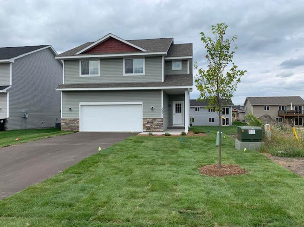 435 Alcott E Property Photo - Rush City, MN real estate listing