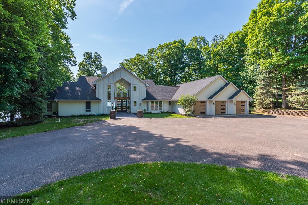 8576 Interlachen Road Property Photo - Lake Shore, MN real estate listing
