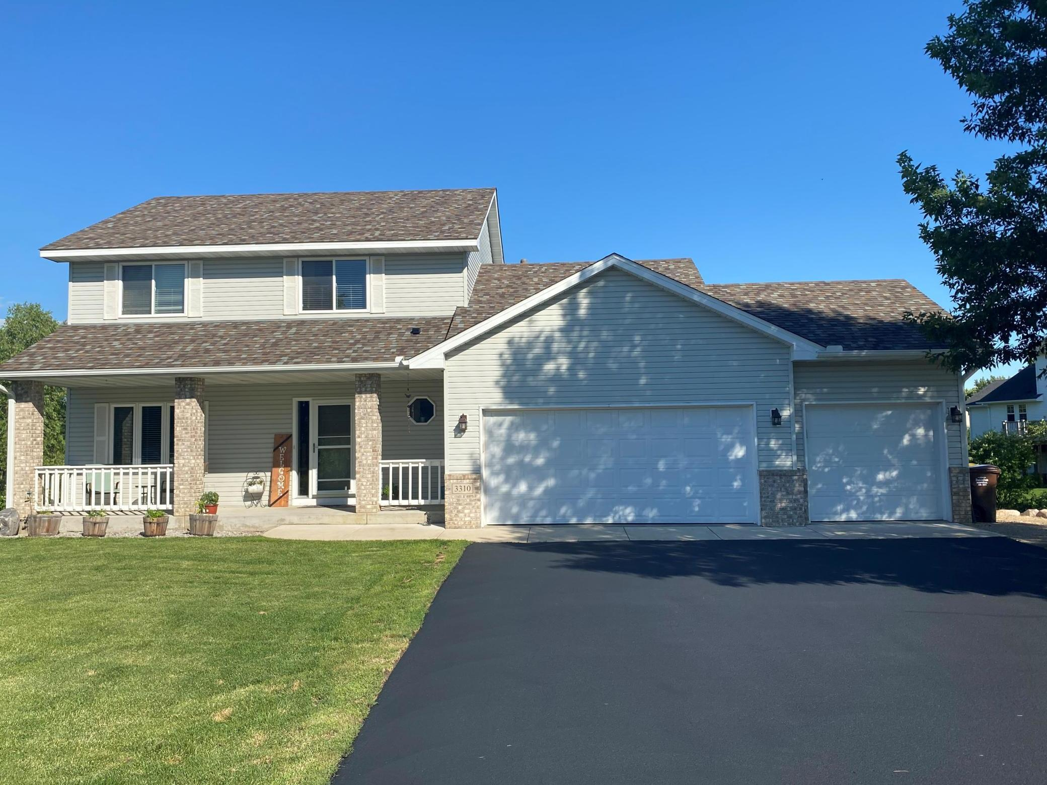 3310 Aaron Property Photo - Elko New Market, MN real estate listing