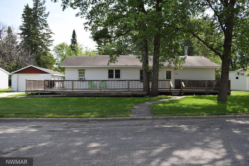 240 Montana Property Photo - Warren, MN real estate listing
