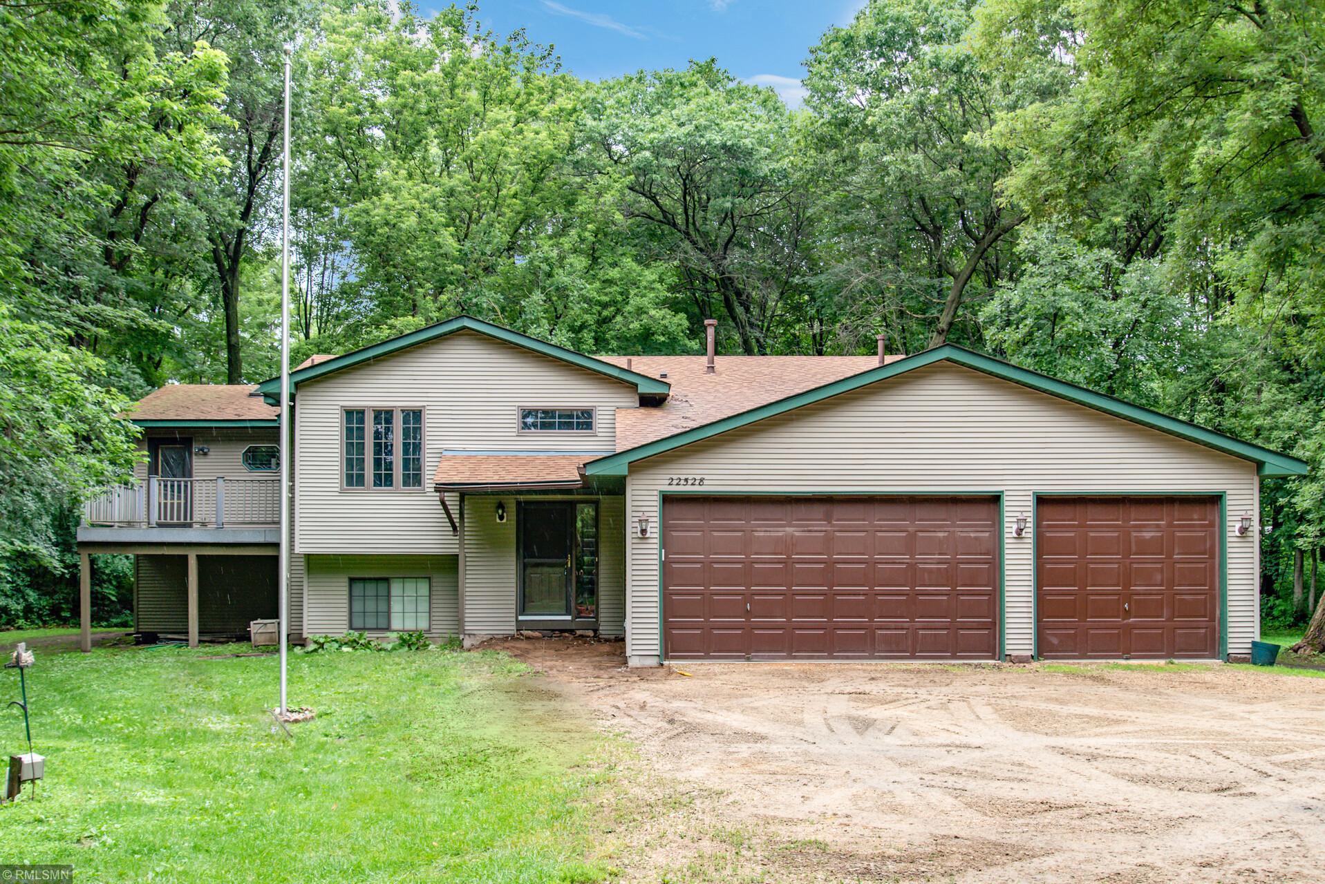 22528 Palisade NE Property Photo - East Bethel, MN real estate listing