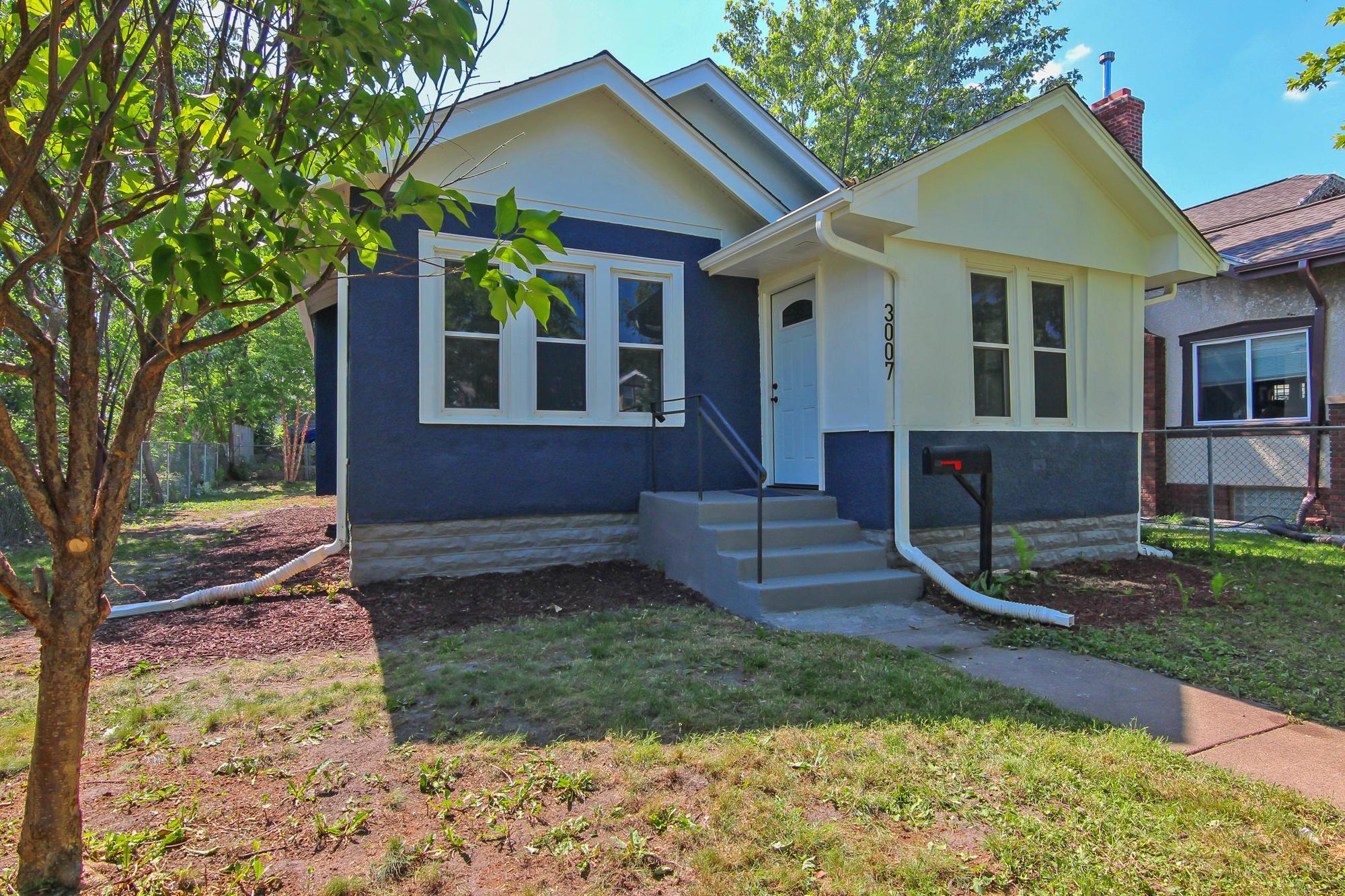 3007 Logan N Property Photo - Minneapolis, MN real estate listing