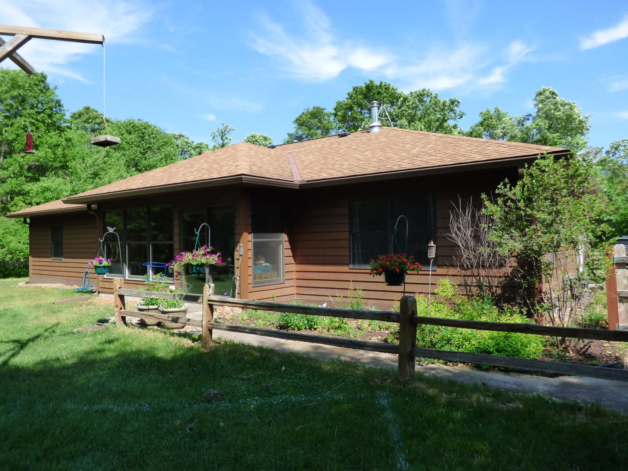 15077 Skog Property Photo - Grantsburg, WI real estate listing