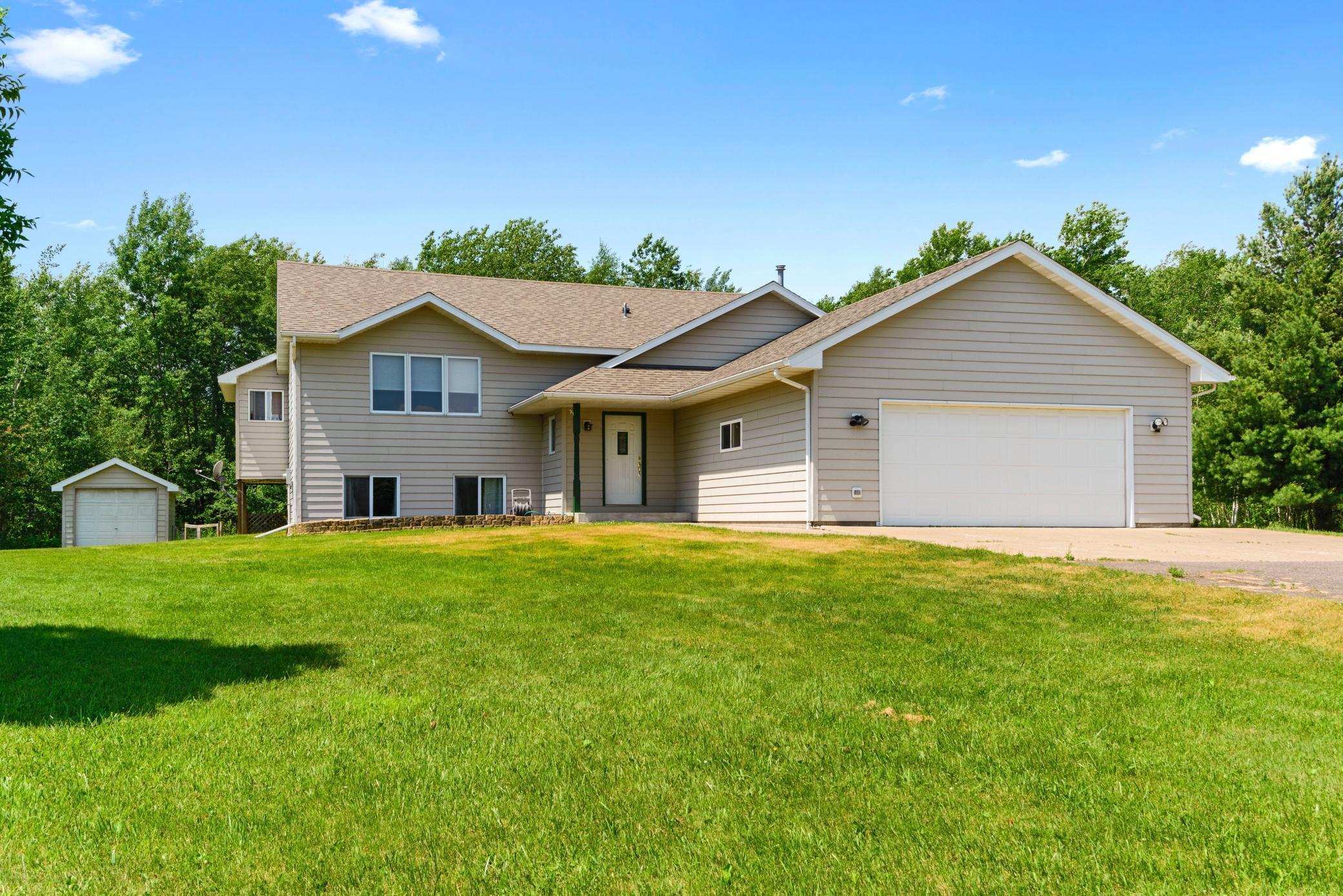 2343 Olympic Property Photo - Brook Park, MN real estate listing