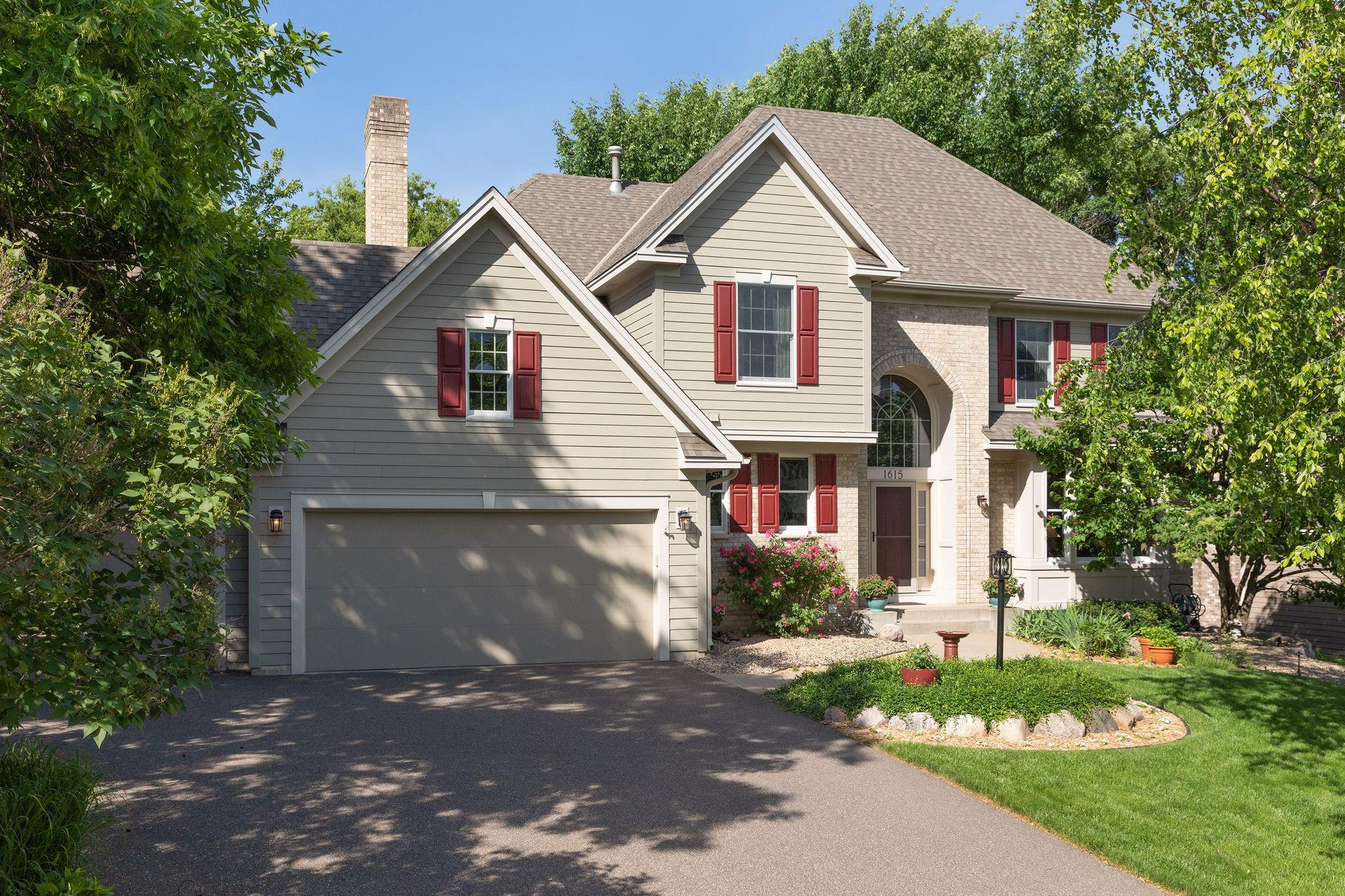 1615 Corral Lane Property Photo - Woodbury, MN real estate listing