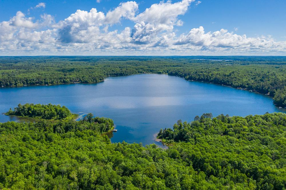 Parcel A Deer Lane Property Photo - Fifty Lakes, MN real estate listing