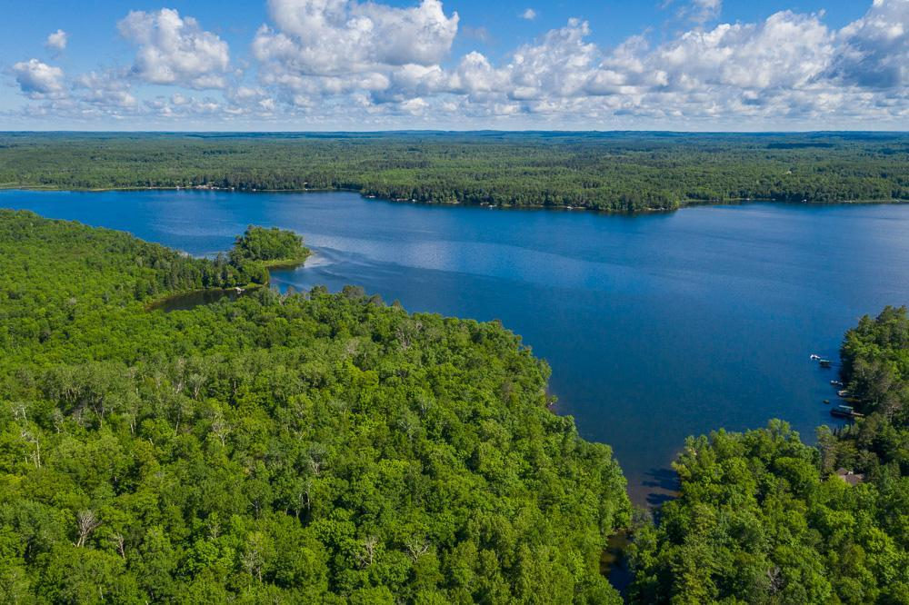 Parcel E Deer Lane Property Photo - Fifty Lakes, MN real estate listing