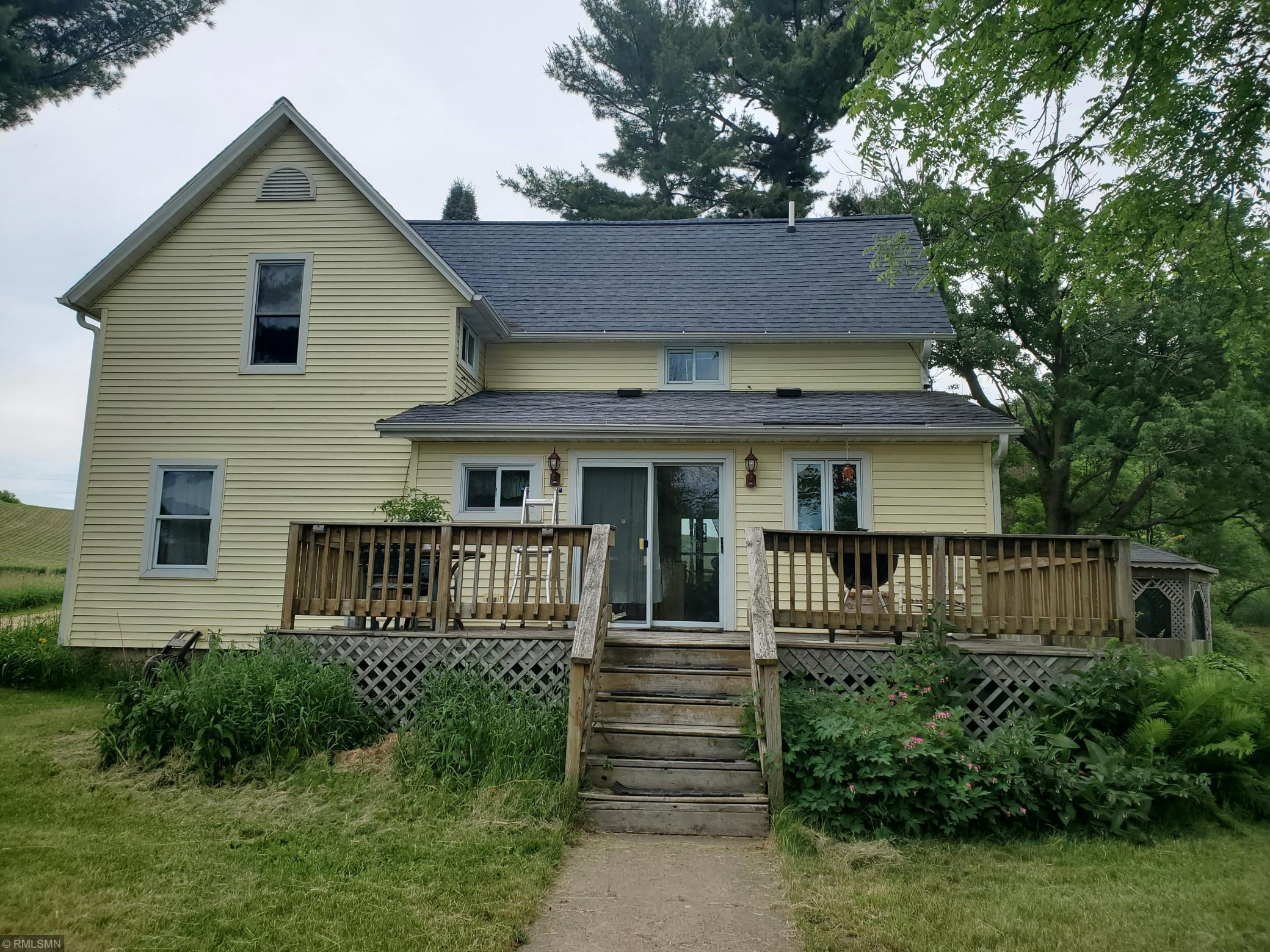 N9758 County Road A Property Photo - Colfax, WI real estate listing