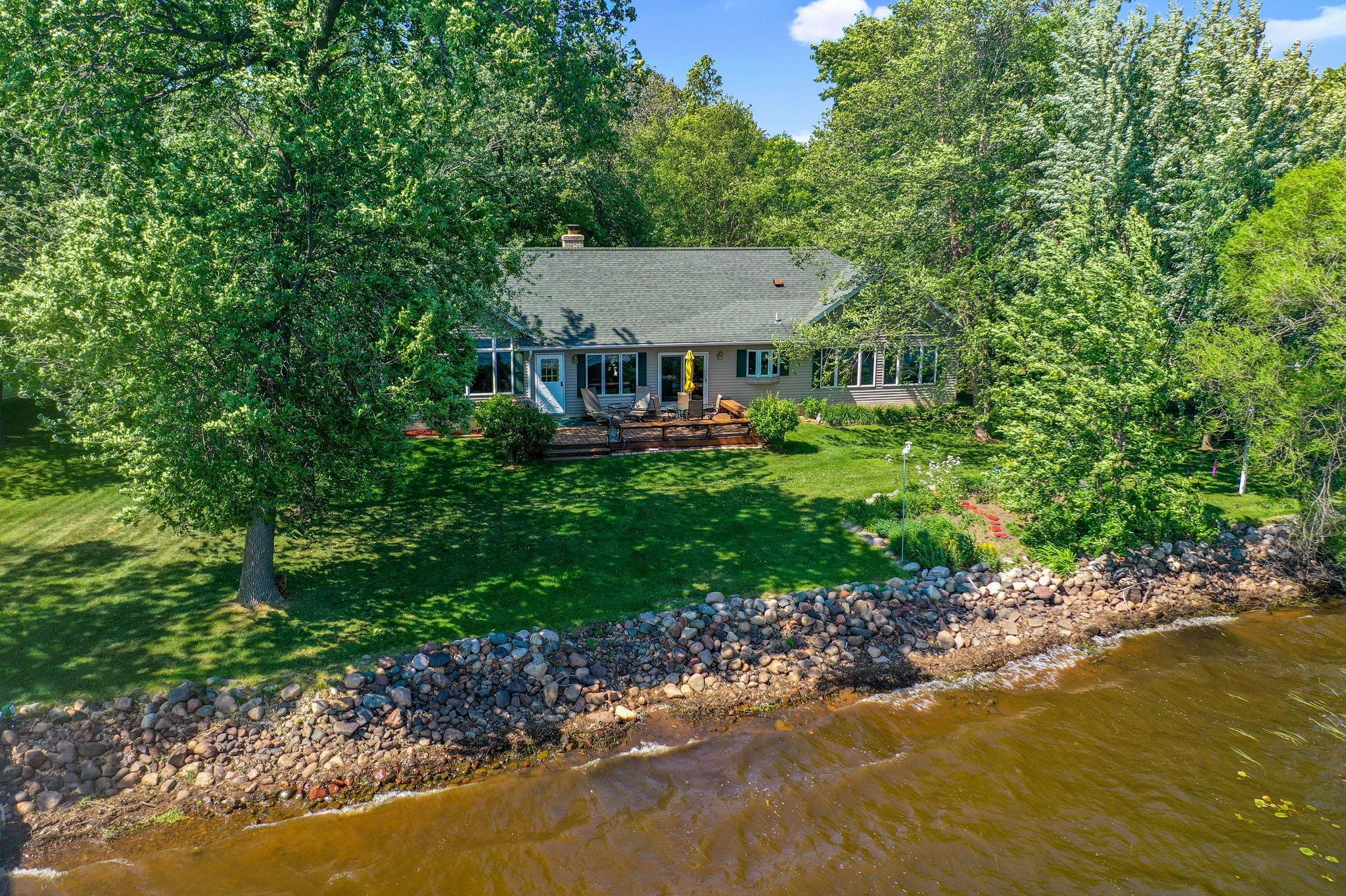 23671 N Platte Lake Road Property Photo - Hillman, MN real estate listing