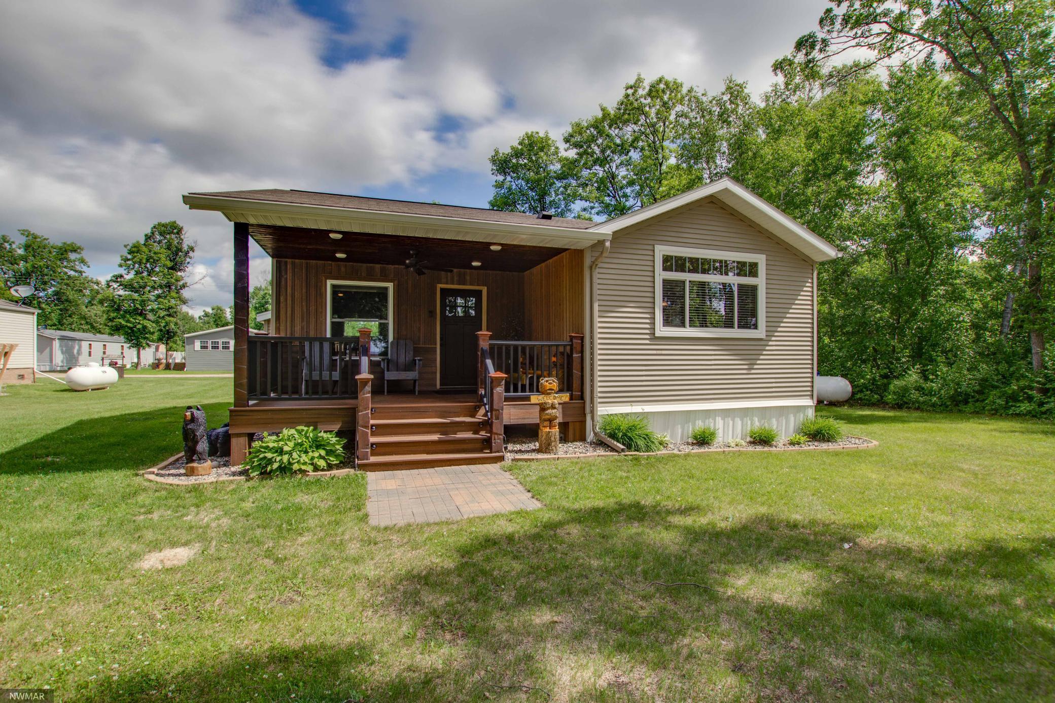 18342 Windigo SE #10 Property Photo - Cass Lake, MN real estate listing