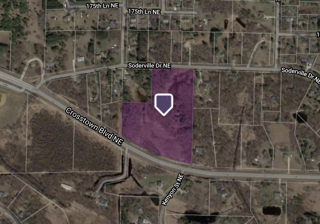 1854 Soderville Drive NE Property Photo - Ham Lake, MN real estate listing