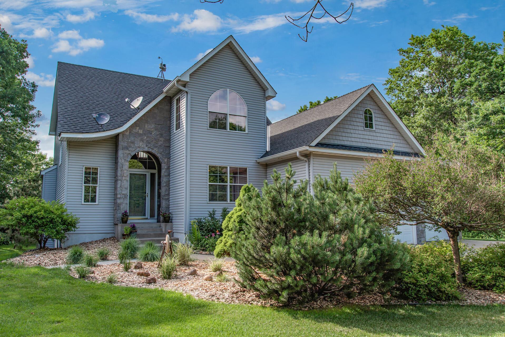 17640 Durant Street NE Property Photo - Ham Lake, MN real estate listing