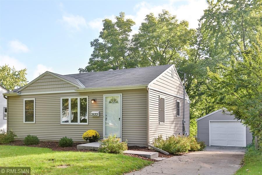 3533 Xylon Avenue S Property Photo - Saint Louis Park, MN real estate listing