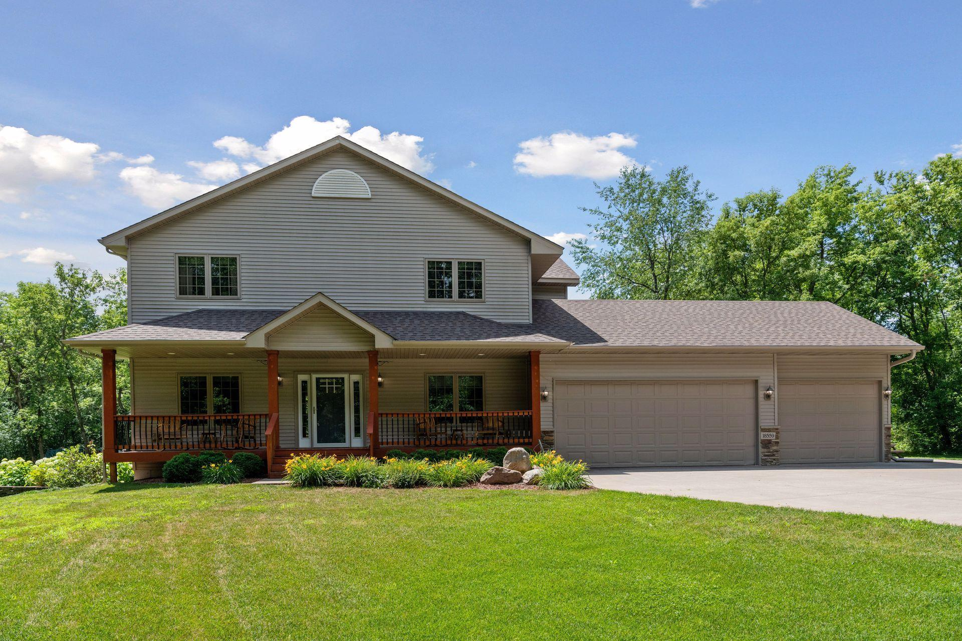 18559 243rd Avenue NW Property Photo - Big Lake, MN real estate listing