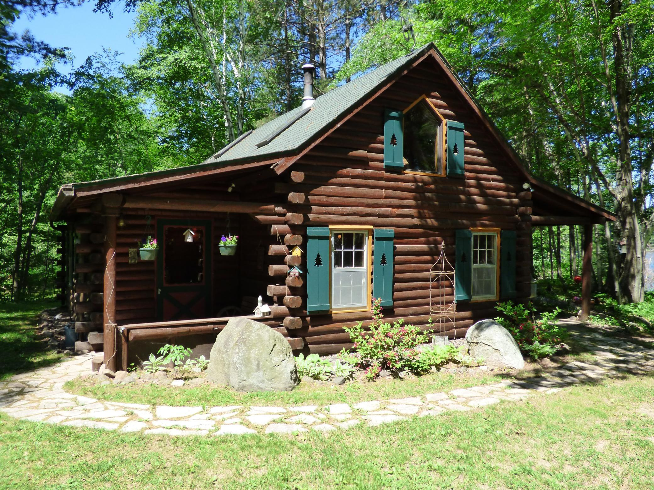 2231 Antler Lake Property Photo - Milltown, WI real estate listing