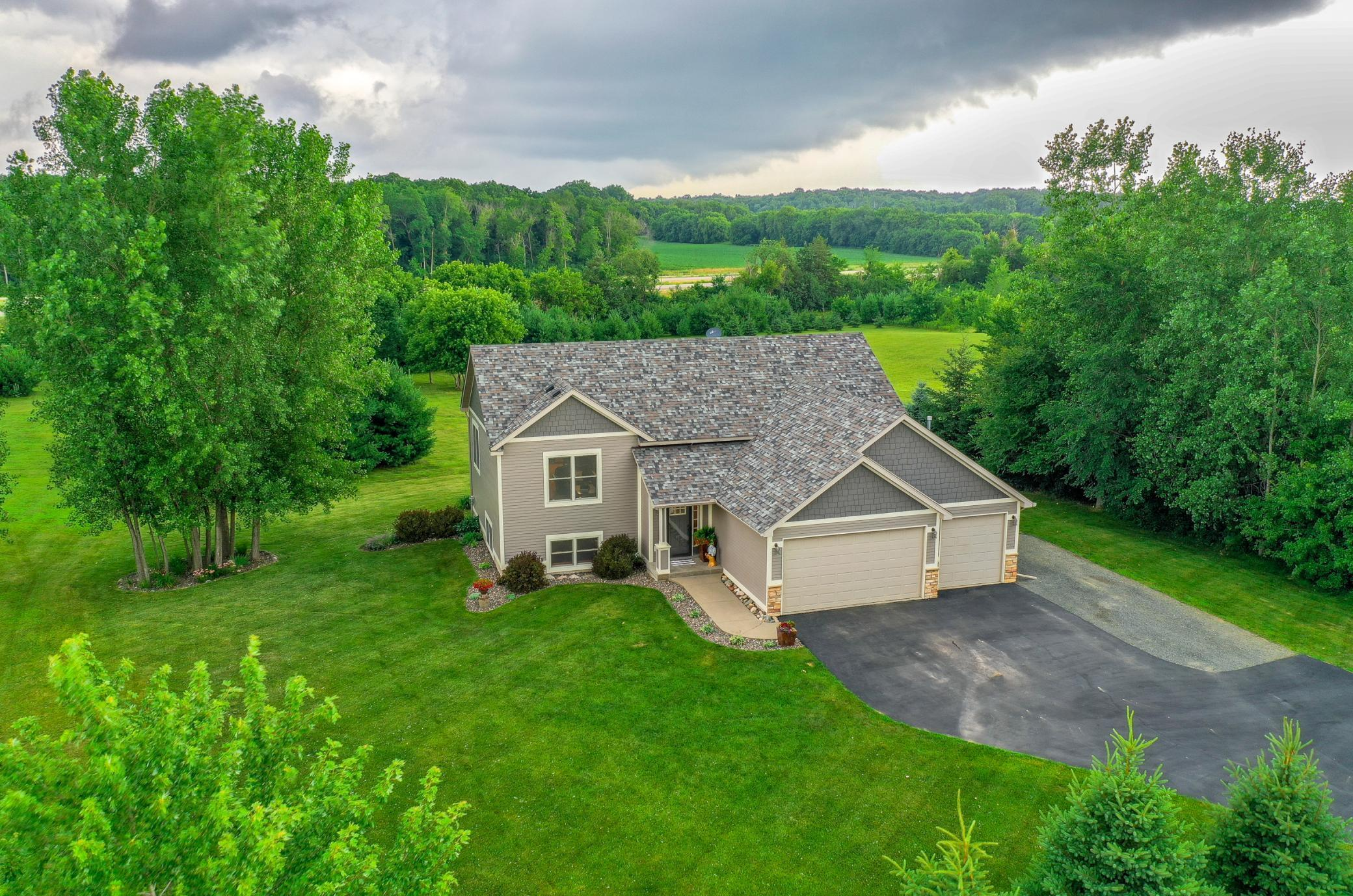 1445 Pioneer Property Photo - Houlton, WI real estate listing