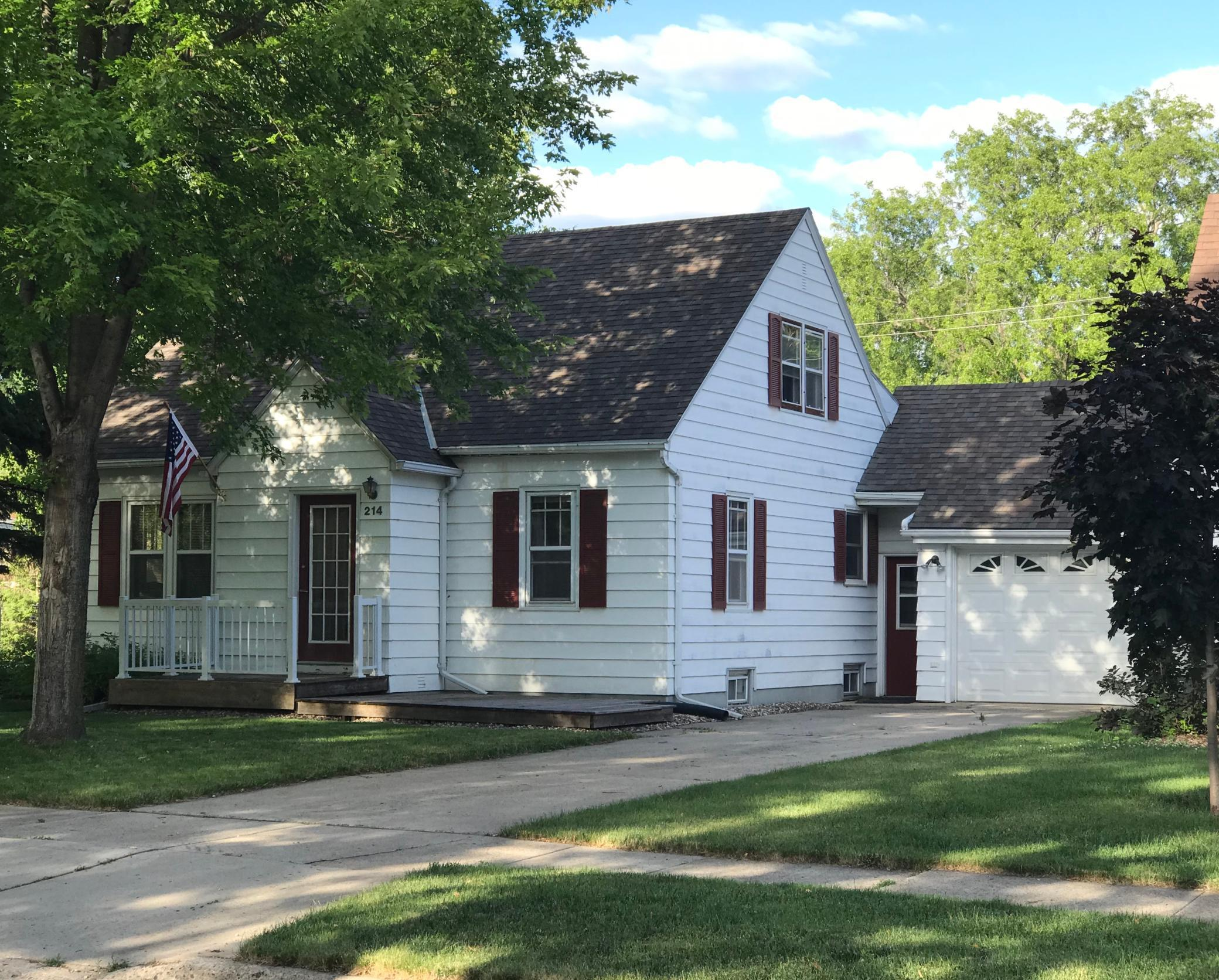 214 Rebecca Property Photo - Ivanhoe, MN real estate listing