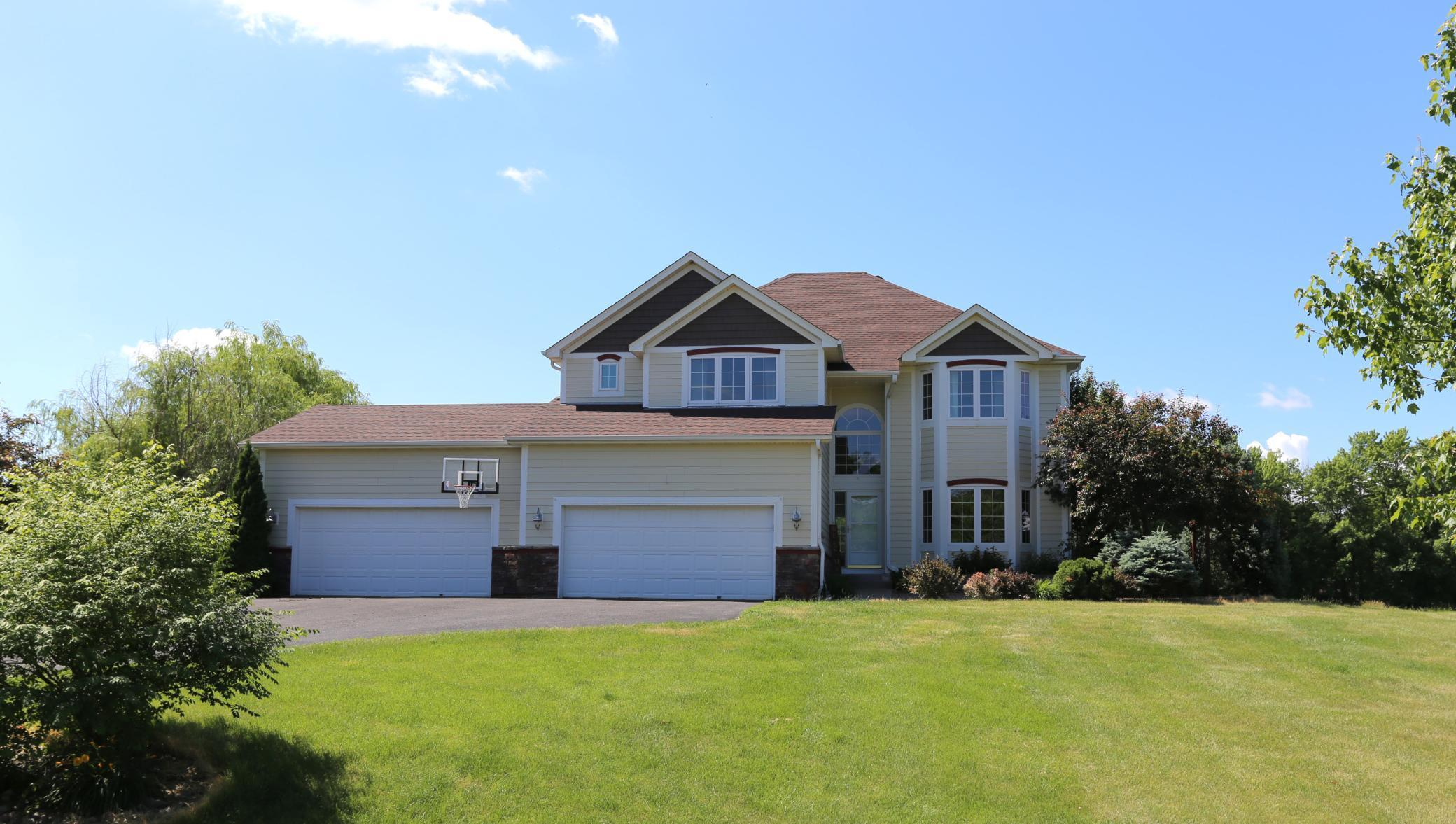 5110 Country Circle Property Photo - Greenfield, MN real estate listing