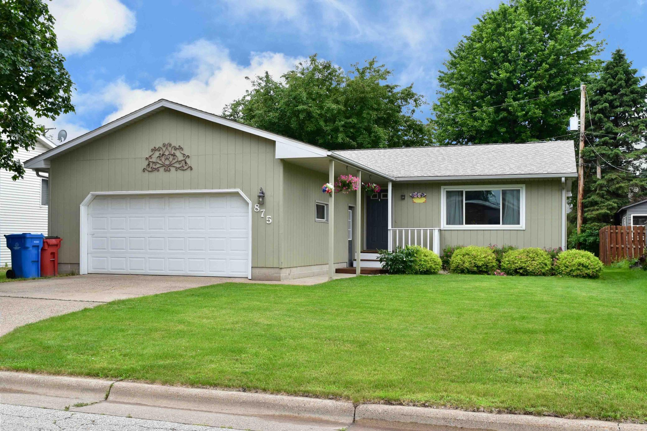 875 52nd Avenue Property Photo - Goodview, MN real estate listing