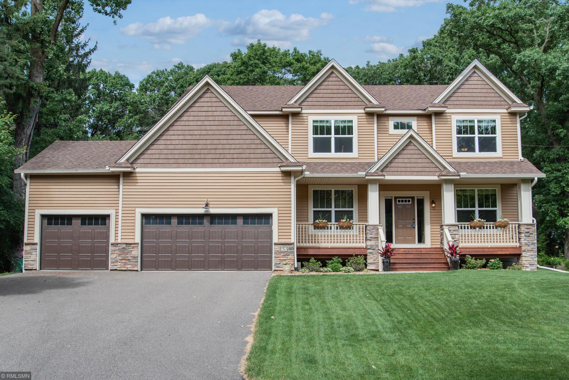 153 Arcwood Property Photo - Mahtomedi, MN real estate listing