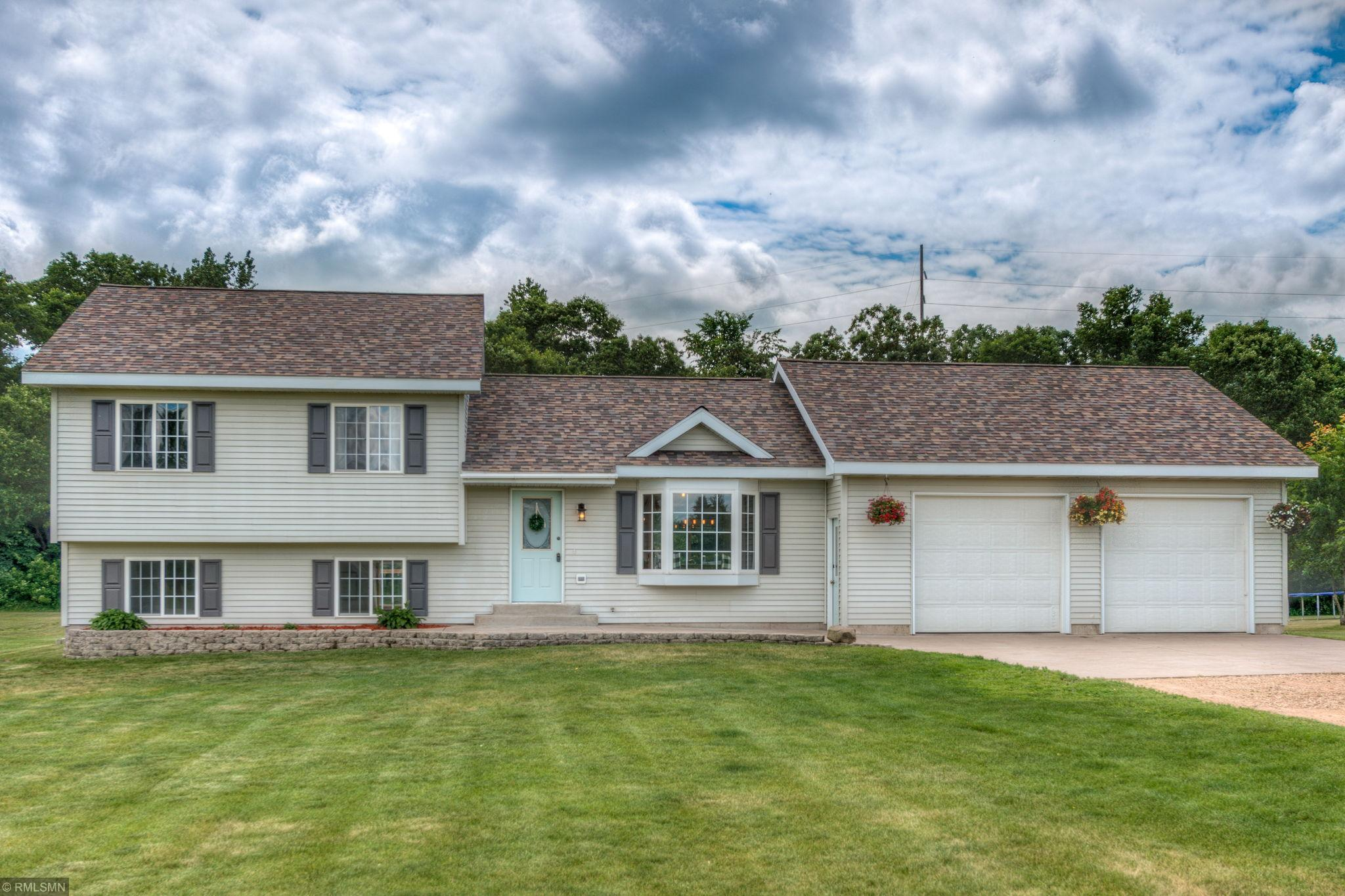 E6632 833rd Avenue Property Photo - Tainter Twp, WI real estate listing