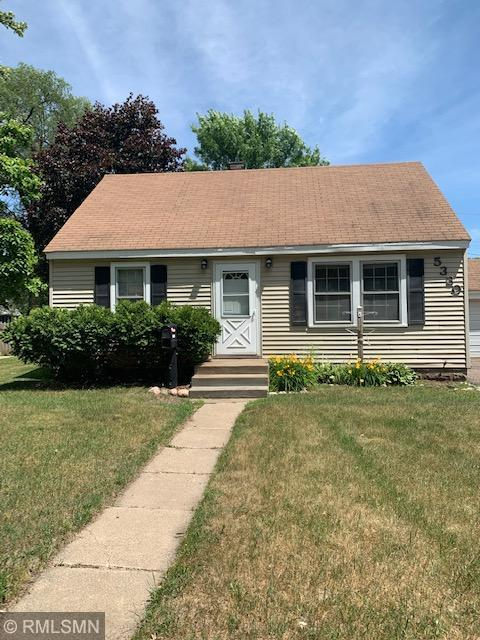 5330 Colfax N Property Photo - Brooklyn Center, MN real estate listing