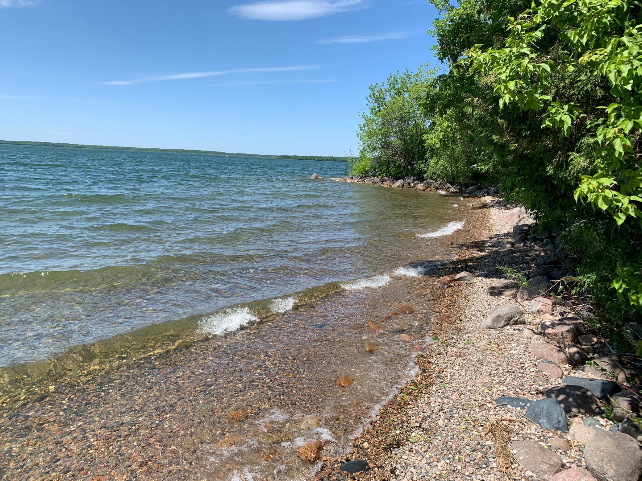 TBD Duck Point Road NW Property Photo - Cass Lake, MN real estate listing