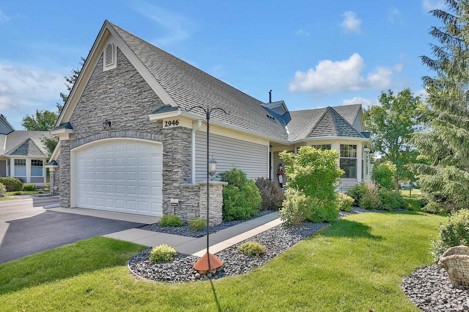 2946 Highcourte Property Photo - Roseville, MN real estate listing