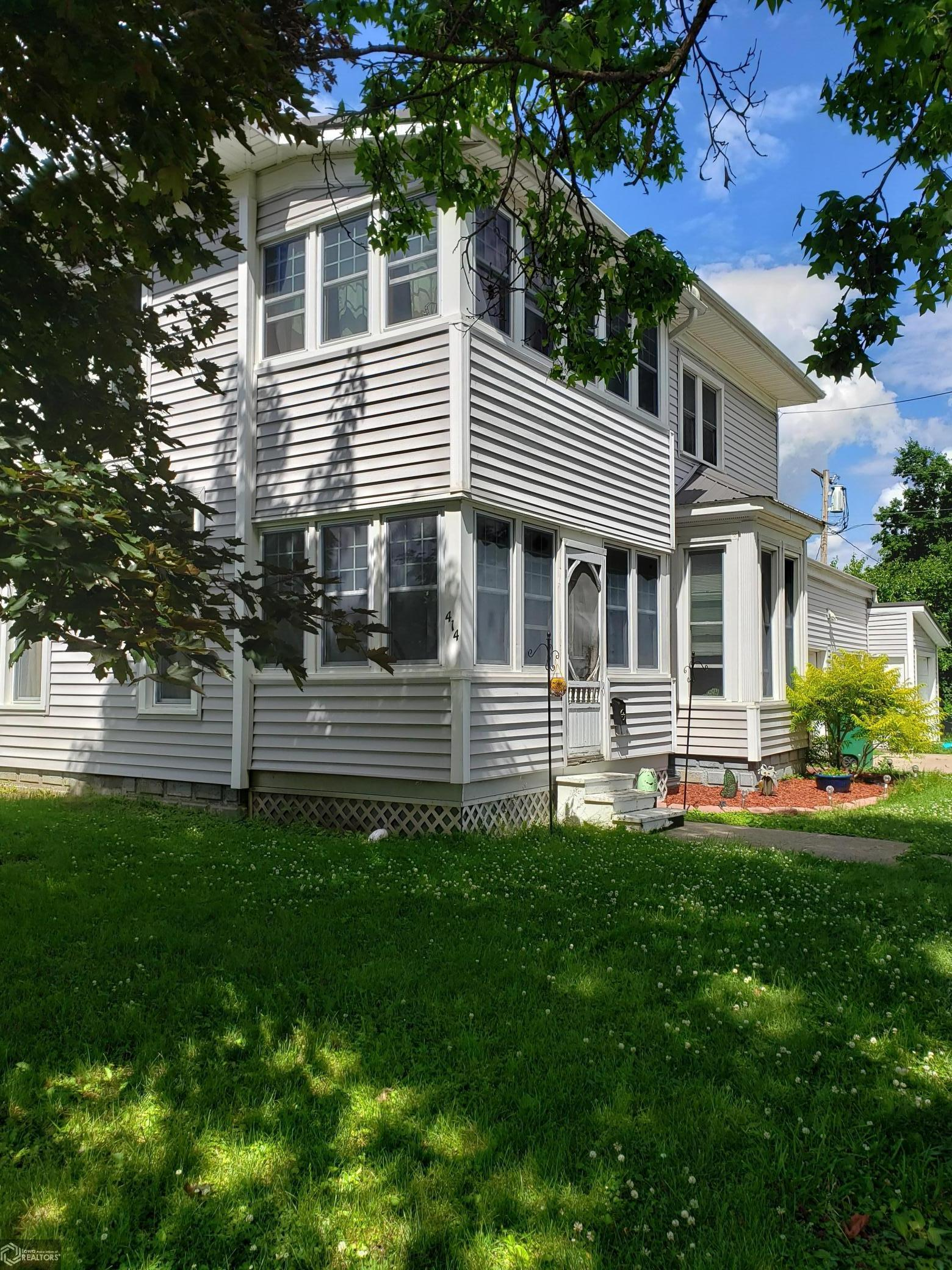 414 West Property Photo - Bloomfield, IA real estate listing