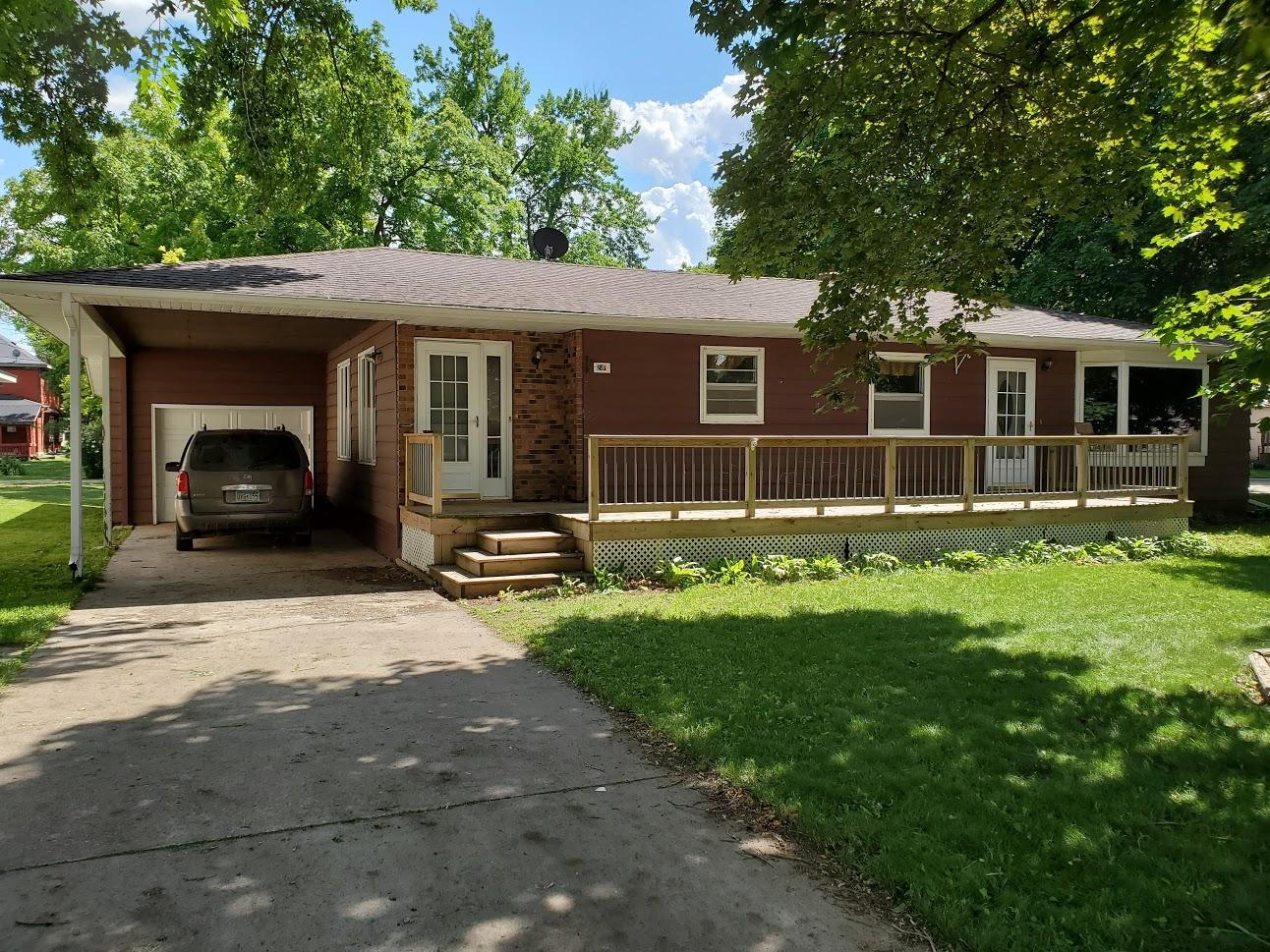 241 Main Street Property Photo - Walnut Grove, MN real estate listing
