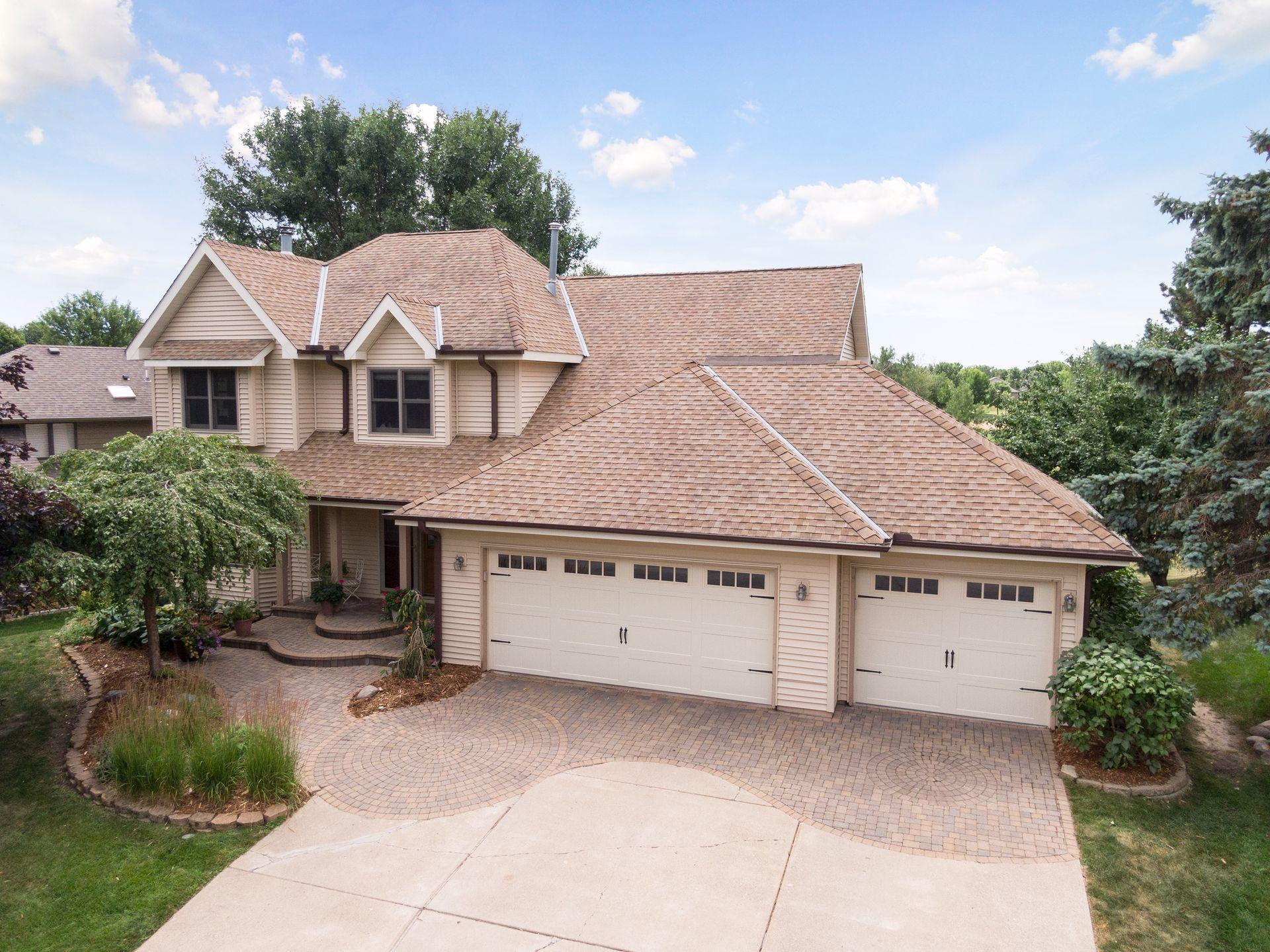10231 Hilltop Court N Property Photo - Champlin, MN real estate listing