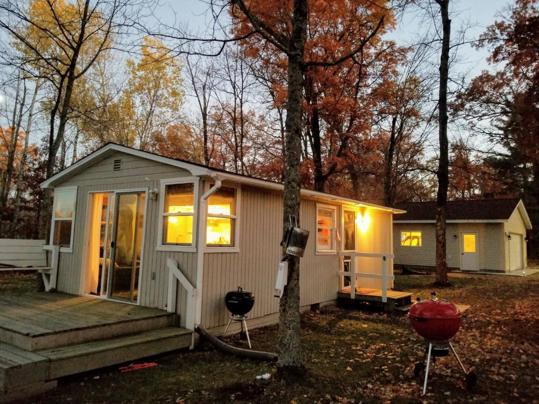 7860 Fish Lake Property Photo - Siren Twp, WI real estate listing