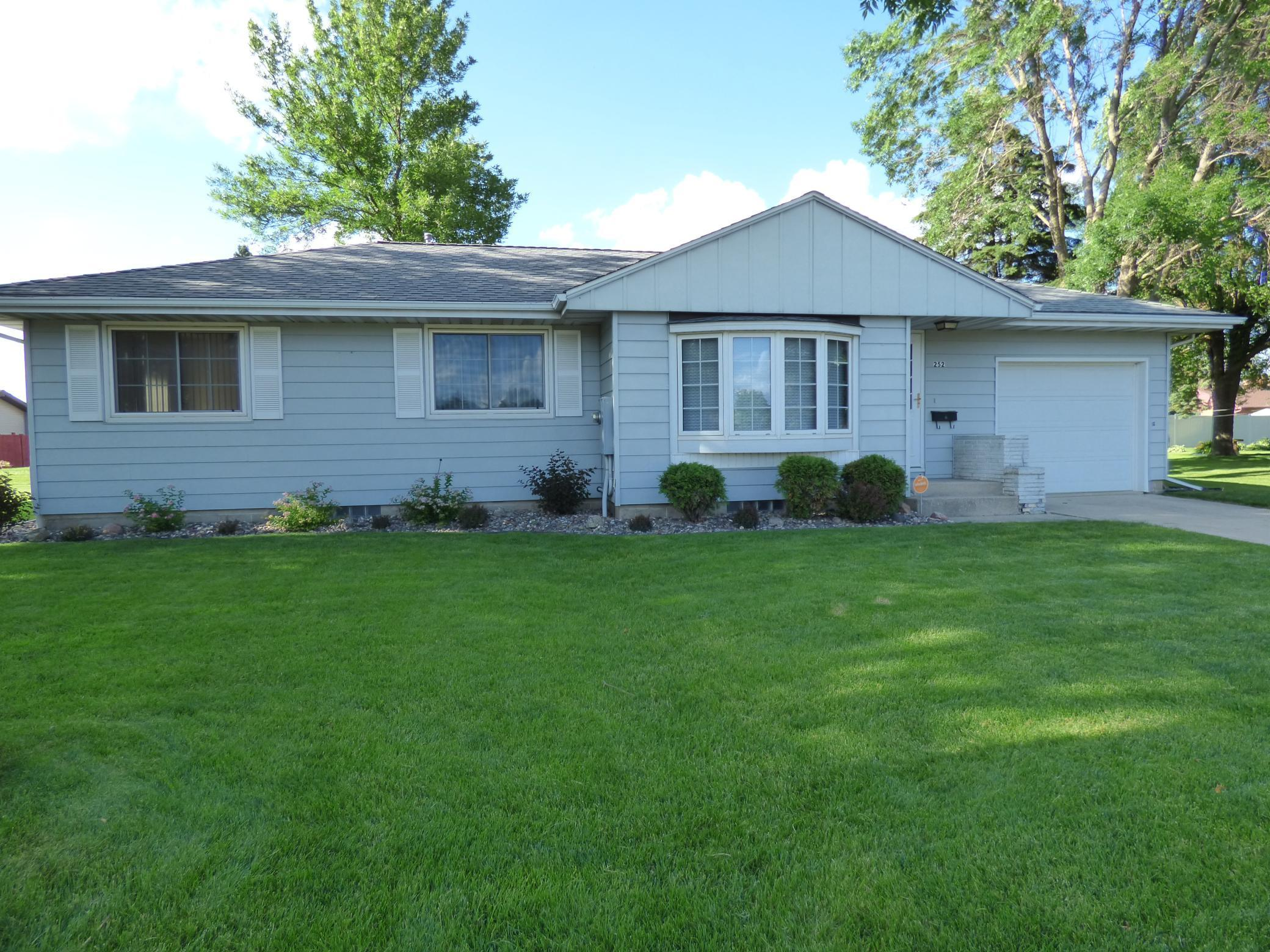 252 4th NW Property Photo - Blooming Prairie, MN real estate listing